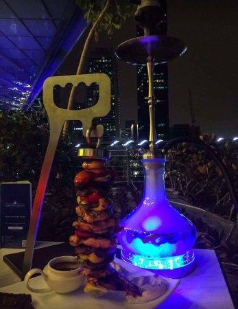 La Terrazza Dubai Jumeirah Lakes Towers Jlt Menu