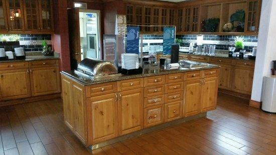 Homewood Suites by Hilton Phoenix / Scottsdale: Great Breakfast