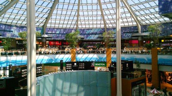 Tr s grand centre commercial a voir picture of centro for Centre commercial grand tour