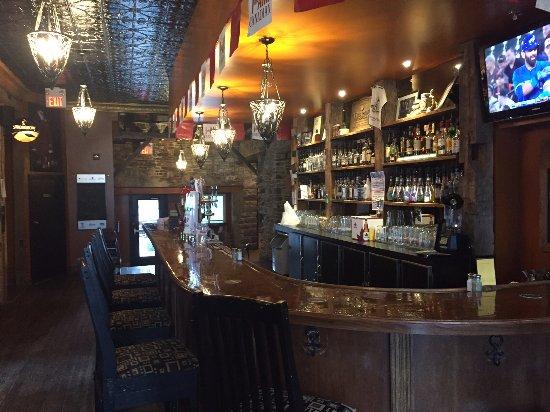 Prescott, Kanada: bar a l'entrée