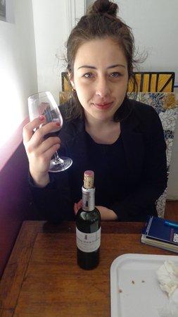 Cosi: Vinho ótimo.