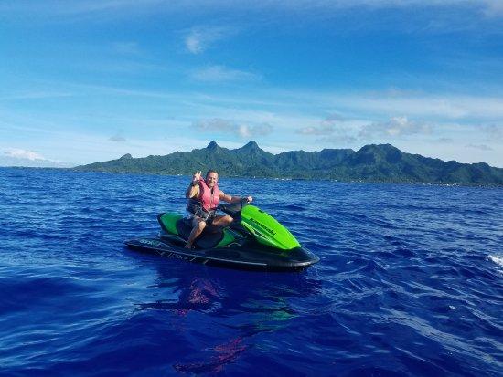 Avarua, Islas Cook: Nice view of Rarotonga