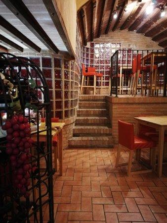 Sarnano, Italy: Posto delizioso, cibo squisito e di qualità. Molto consigliato!!