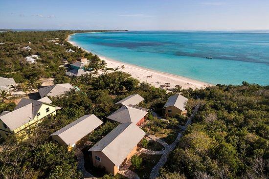 Shannas Cove Resort: Above Shannas Cove
