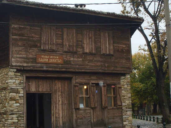Sliven, Bulgarien: The house