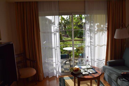 Quinta Jardins do Lago: room interior