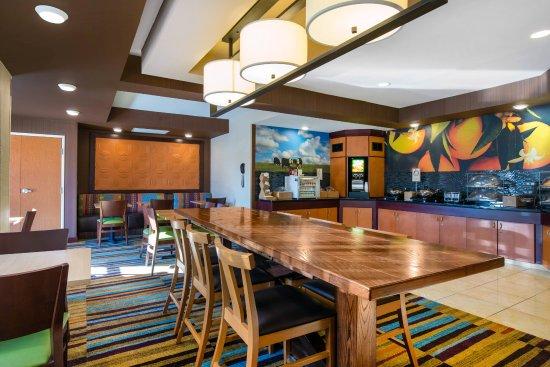 Saint Cloud, MN: Breakfast Dining Area
