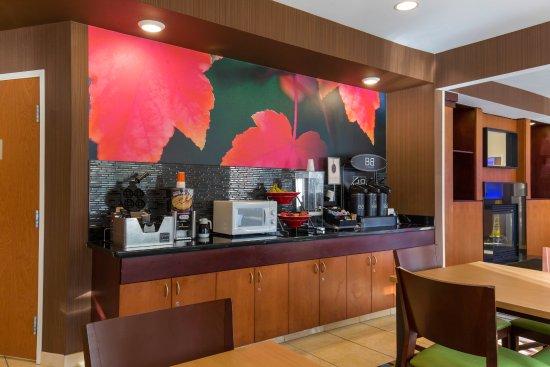 Saint Cloud, MN: Breakfast Buffet