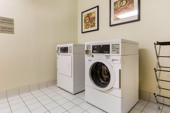 Saint Cloud, MN: Laundry Facilities