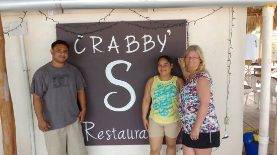 Sarteneja, Belice: Best Restaurant, just down street