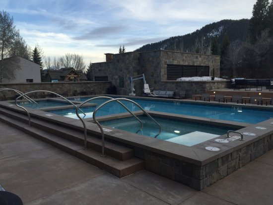 Ketchum, ID: Pool and Hot Tubs