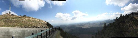 Panoramique des Domes Photo