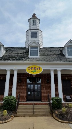 Gainesville, VA: Welcome to Okra's!