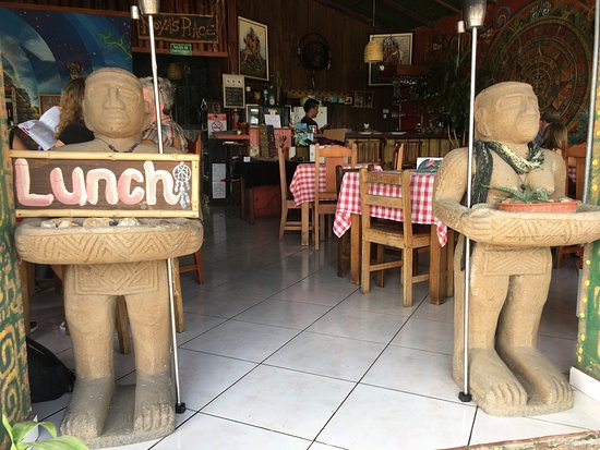 Nuevo Arenal, كوستاريكا: Moya's Place