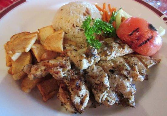 Great Halal Food Topkapi Turkish Restaurant Ottawa Traveller Reviews Tripadvisor