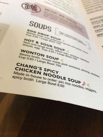 photograph about Pf Changs Printable Menu identify Lunch menu - Consider of P.F. Changs, Woodbridge - TripAdvisor