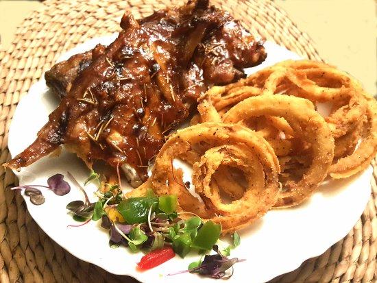 Boars Head Restaurant Tavern Steak Pcb Fall Off The Bone Bbq Ribs