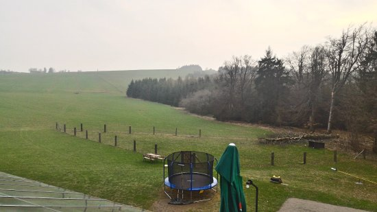Nove Mesto na Morave, جمهورية التشيك: Výhled z pokoje