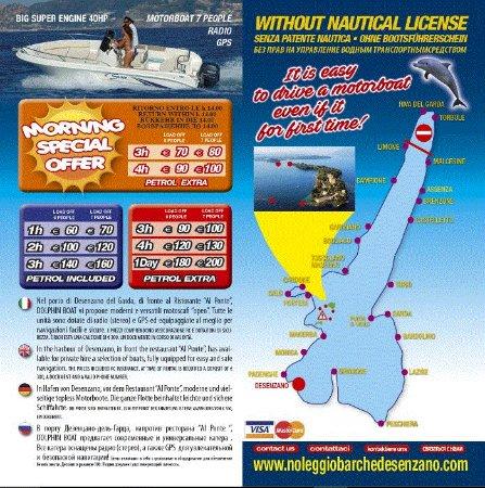 Dolphin Boat snc