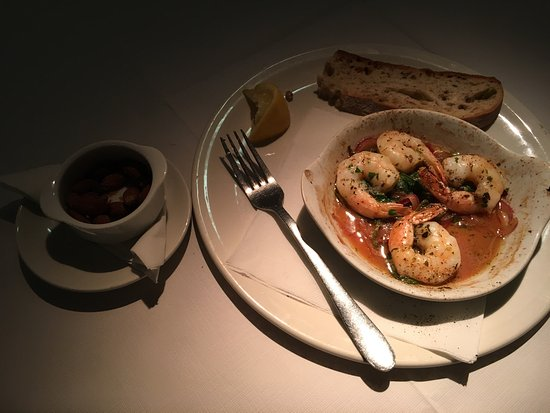 Croma: Lovely seafood dishes