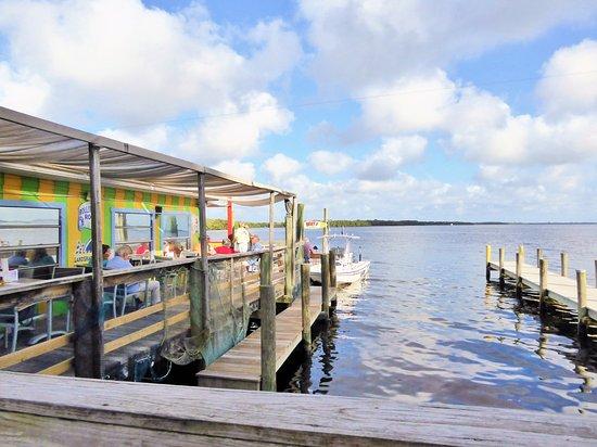 Bert's Bar & Grill: Bert's.. Matlachee Pine Island Florida