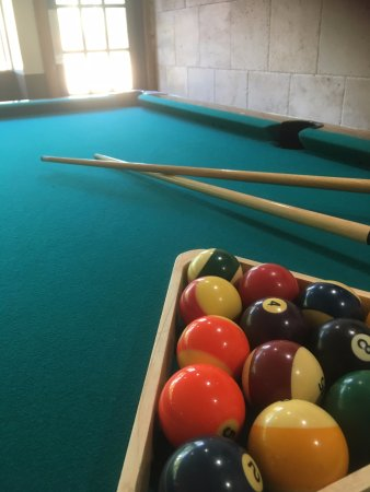 Best Western Plus Lawton Hotel & Convention Center: Pool Table