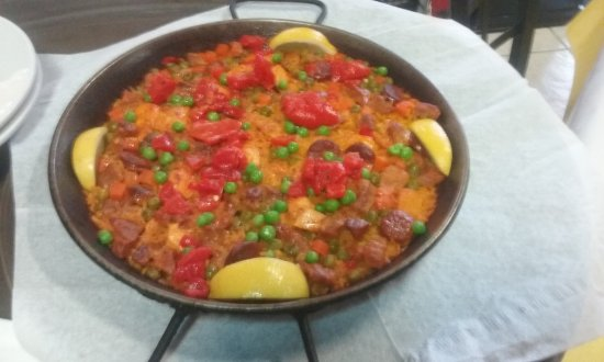 Paella House: 20170406_162009_large.jpg