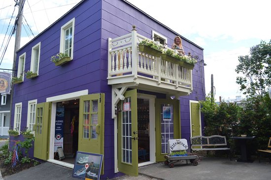 Baie-St-Paul, Kanada: Beautiful Shop in Baie-Saint-Paul