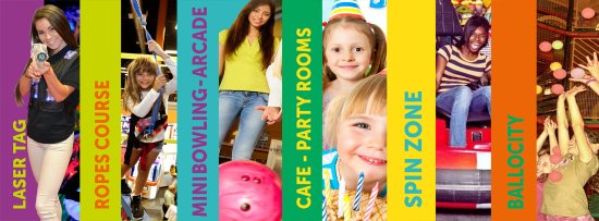 Parma, OH: Make Believe Family Fun Center