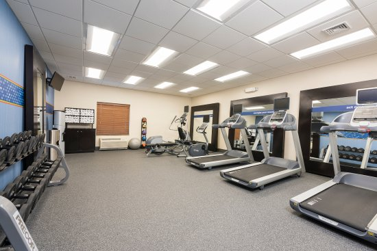 Manchester, CT: 24-Hour Fitness Room, Complimentary Access