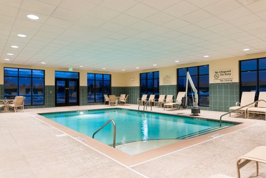 Manchester, CT: Get in a great workout swimming laps in our indoor pool