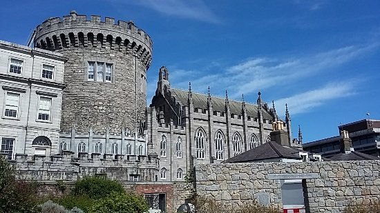 Image result for dublin castle