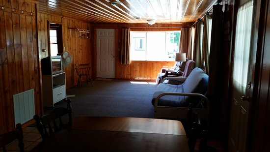 Houghton Lake, MI: cabin 4 inside