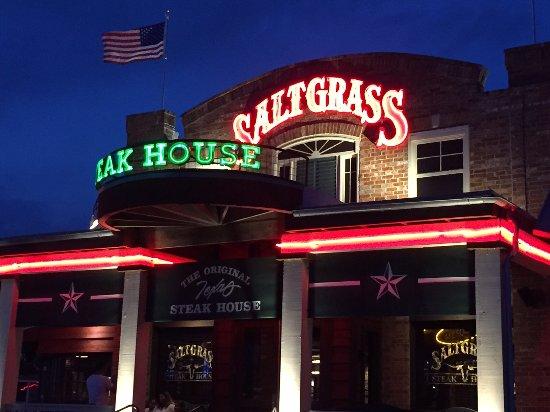 Satlgrass Steak House Mesquite, TX