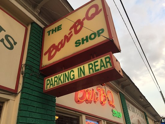 The Bar-B-Q Shop Midtown Memphis, TN