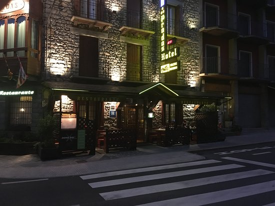 Hotel Restaurante Pradas Ordesa : Restaurante Pradas Ordesa