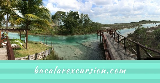 Bacalar Excursion