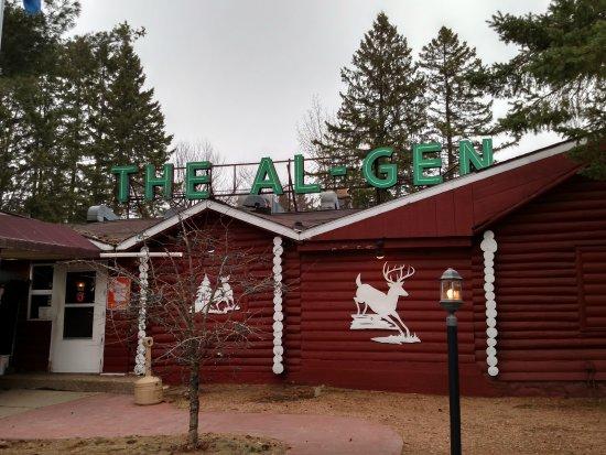 Al Gen Dinner Club - Oneida County Seat - Wisconsin Old Fashioned Supper Club - $1000 Beer