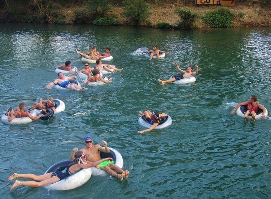 Greeneville, TN: River Run Tubing