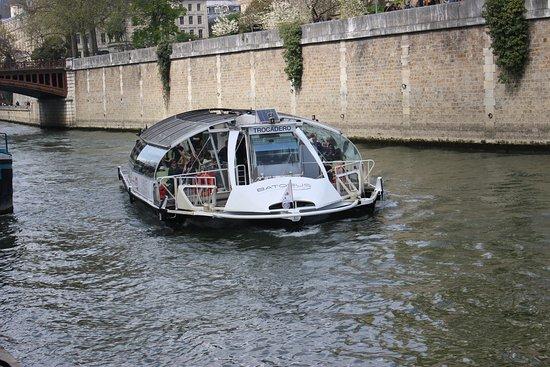 Seine Boat Tour Tripadvisor