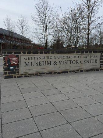 Centro de Visitantes y Museo Gettisburg: photo0.jpg