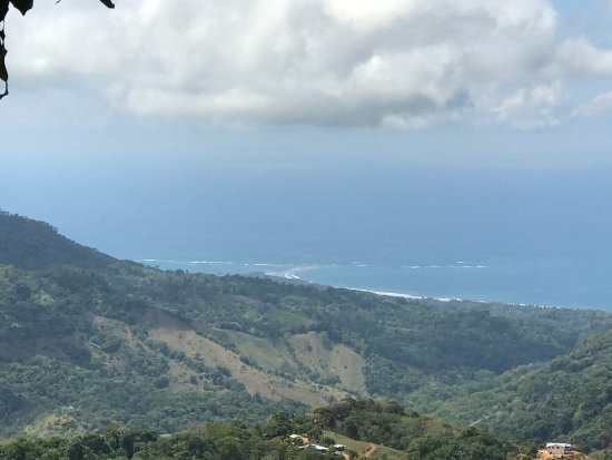 Diamante Verde Tours: view of the Whales Tail