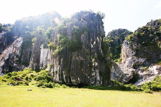Phnom Kampong Trach Cave