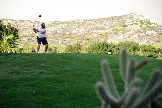 Ramona, Kaliforniya: Challenging Golf Shot