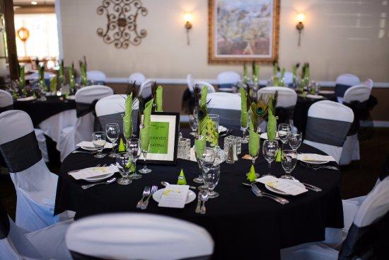 Ramona, Kaliforniya: Banquet room for up to 150 guests
