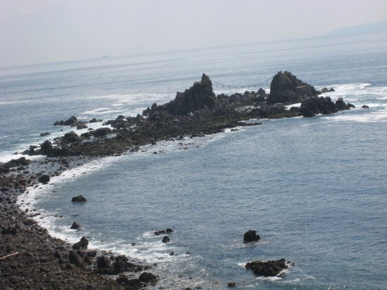 この時なら三ッ石まで渡れた - 真鶴町、三ツ石海岸の写真 ...