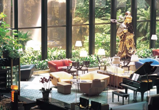 Potret The Garden Hotel Guangzhou