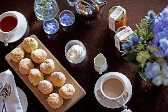 Felt Restaurant: Hotel Lindrum High Tea