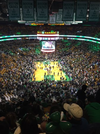 Photo of Tourist Attraction TD Garden at 100 Legends Way, Boston, MA 02114, United States