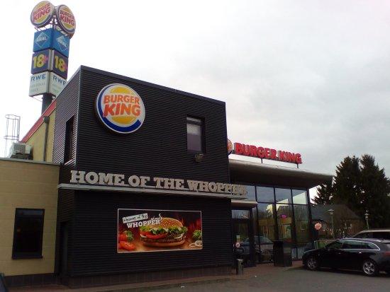 Rheinbollen, Alemania: Burger King Rheinböllen, Am Bahnhof 4